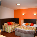 Chambre triple hotel andreinia esterençuby